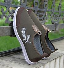 Men Sports Sneakers Slip On Shoes Zapatillas Deportivas Mens Platform Sneakers Tenis Masculino Running Hombre(China (Mainland))