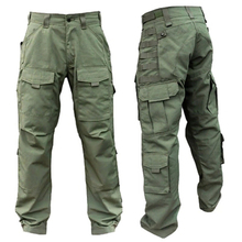 Molle Military Army Waterproof Breathable Combat Tactical Pockets trousers  For Men Nylon Cotton Kitanica All Season Cargo Pants(China (Mainland))