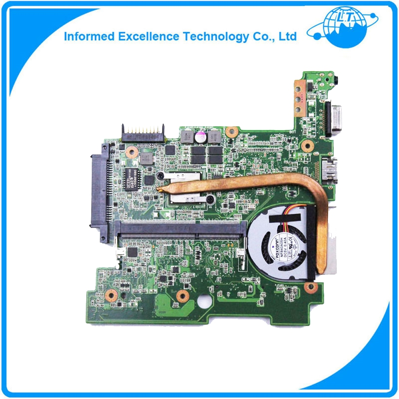 For Asus Eee PC 1015BX motherboard REV 2.1G Intel fully tested(China (Mainland))