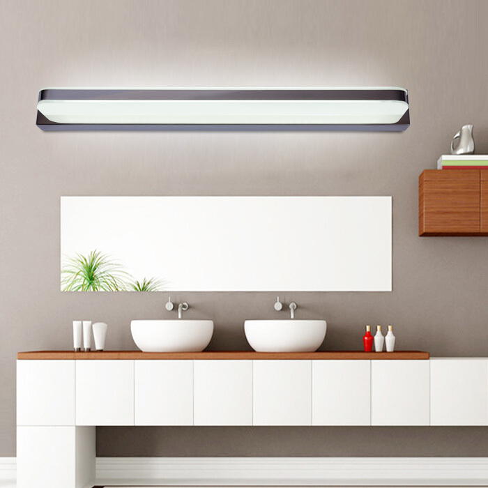 Modern Wall Sconce For Bathroom : Aliexpress.com : Buy Popular Modern LED mirror wall light 90cm bathroom wall lamps sconce lampe ...