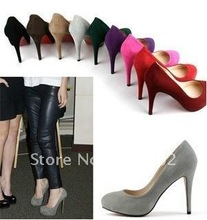 2012 new arrived Wedding Dress shoes/  bridesmaid shoes / Patry shoes(China (Mainland))