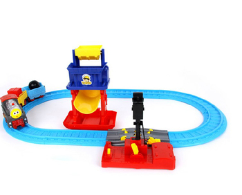 Thomas Train Electric Railway Track Toy Building Block Play Set Best Gift for Kids