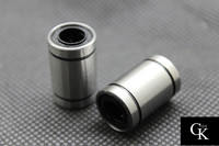 10pcs/lot LM8UU 8mm 8x15x24mm  Ball Bearing Bush Bushing 8mmx15mmx24mm