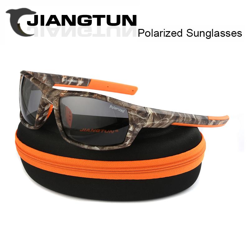 JIANGTUN 2016 Polarized Sunglasses Men/Women Brand Designer Outdoor Sport Sun Glasses UV400 Driving Fishing Golf Gafas De Sol(China (Mainland))