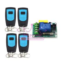 220 В / 30A тип 1 канала из светодиодов лампы пульт дистанционного управления свет переключатель