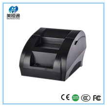 MHT-5890K Mini 58mm POS Receipt Thermal Printer with USB Port POS Printer Low Noise Printer Thermal For Restaurant Supermarket(China (Mainland))