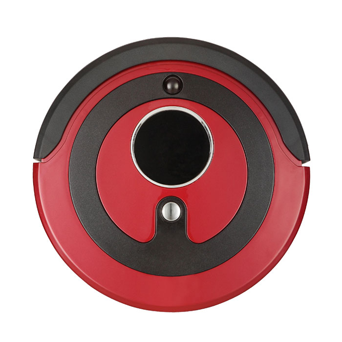 Pakwang robotic vacuum cleaner for home A380 (D6601) intelligent robot vacuum cleaner 5 colors Black White Brown Silver Red(China (Mainland))