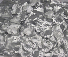 1000 pcs 16color  artificial flower Silk Petals Wedding Flowers Decor party decorations(China (Mainland))