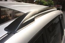 For 2006-2012 Toyota Rav4 Rav 4 Factory Style Roof Rack Rails Bars Black 2006 2007 2008 2009 2010 2011 2012(China (Mainland))