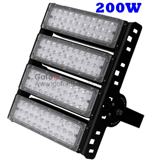 200W LED floodlight outdoor waterproof 5 years warranty for badminton tennis court light DHL fedex free LED sport field lighting(China (Mainland))