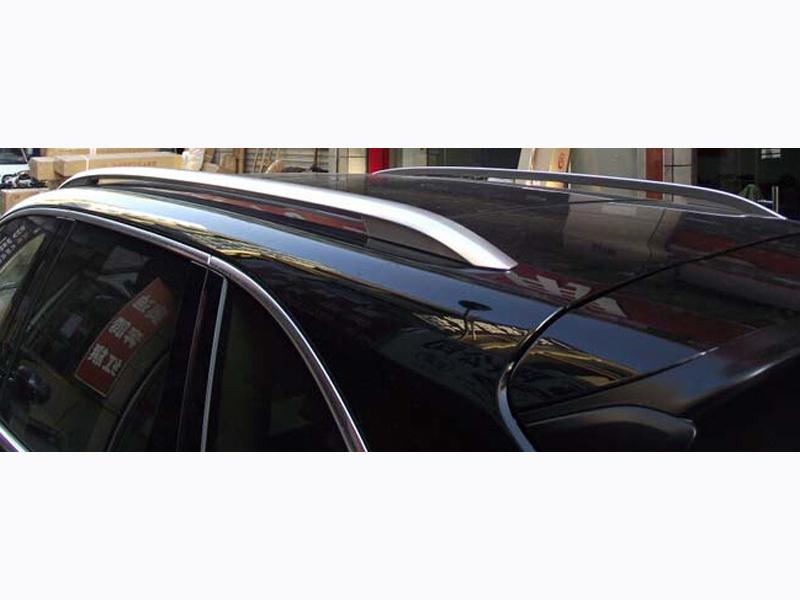 Алюминиевого Сплава Крыша Стойки Рельсы Сторона Бары Украшения Накладка Для Porsche Cayenne 2011 2012 2013