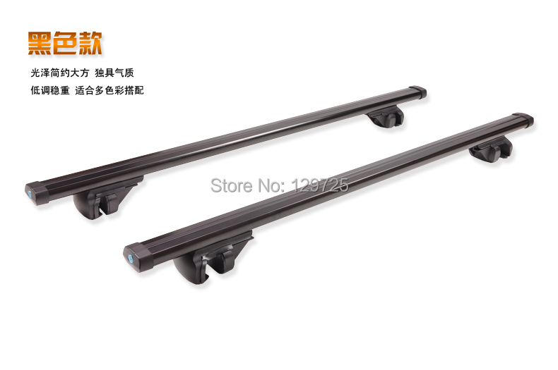 Rail car roof luggage rack luggage rack crossbars for Toyota HIGHLANDER PRADO RAV4 LANDCRUISER