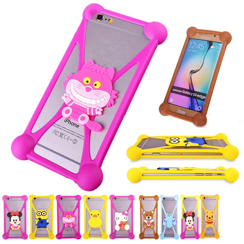 3D Cartoon Anti-knock TPU Mobile Phones Cases For iphone 6s 5s 6 plus Cell Phone Case Cover Silicone Case Accessory Protector(China (Mainland))