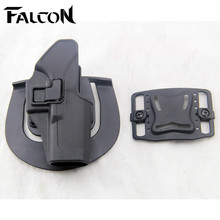 Buy CQC holster pistol Glock 17 19 22 23 31 32 Blackhawk CQC Glock holster Military Tactical Belt Glock Gun Holster for $8.76 in AliExpress store