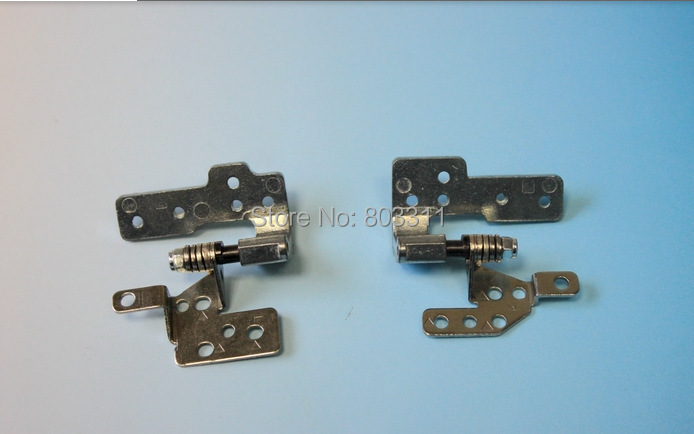 Hot selling Laptop hinges for ASUS N61VG N61VF N61V N61VN N61VJ N61VF N61VN-1A N61V L&R one pair Laptop hinges(China (Mainland))