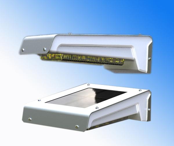 Loss Promotion IP65 Mini Dual Model Aluminium Led Lamp Housing with Battery(China (Mainland))