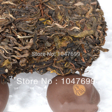 Free shipping Pu er tea six big ancient tea mountain old trees ecological special brand promotion