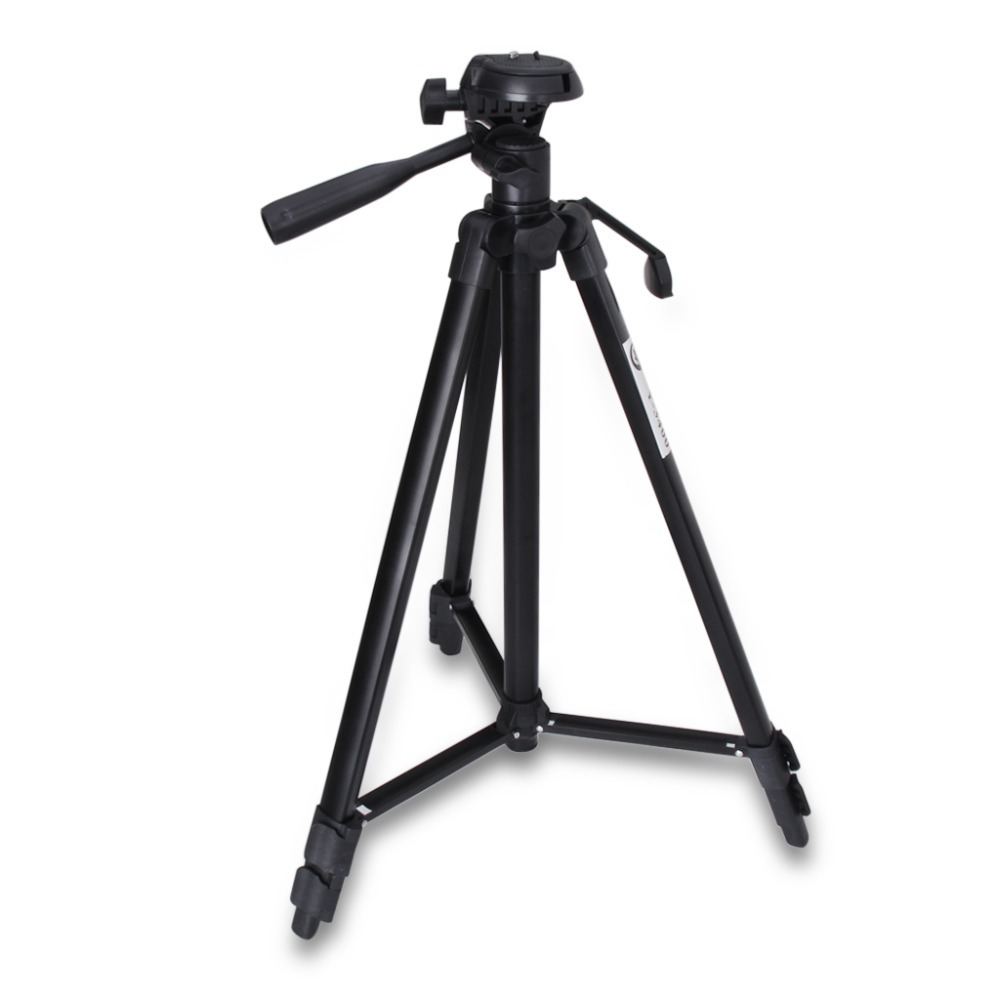 "New 53"" Professional monopod Photo/Video Camera Mount Flexible Tripod Stand for Canon/Nikon/Sony Lightweight Selfie Stick(China (Mainland))"