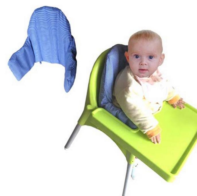 Portable Children Dinner Chair Cushion & Cover Comfortable Baby Highchair Seat Cushion Baby Feeding 92*39cm