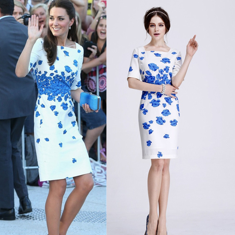 Kate Middleton Summer Casual Dresses Hot Girls Wallpaper