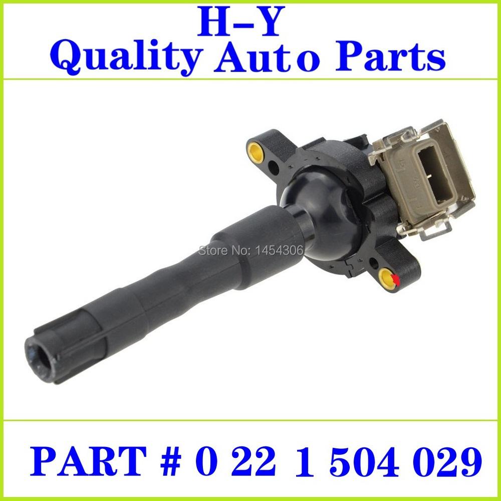 Ignition Coil 12131748017 / 12131748018 / 12131703228 Fits BMW E36 E38 E39 E46 E53 320i 323i 325i 328i 520i 525i 540i X5 <br><br>Aliexpress