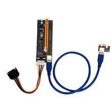 Buy Factory price Hot Selling PCI-E Express Powered Riser Card W/ USB 3.0 extender Cable 1x 16x Monero Free Mar4 for $5.17 in AliExpress store