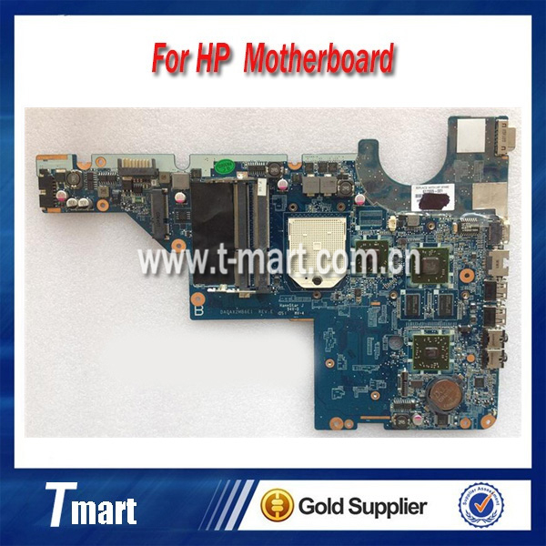 100% working Laptop Motherboard for hp 611555-001 G4 G6 G7 System Board fully tested
