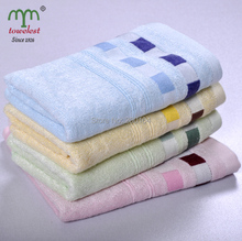 new 2015 hand towel --3pcs/set Bamboo Towel Toalhas face towels Solid face care breathable size 34x75cm MMY Brand free shipping(China (Mainland))