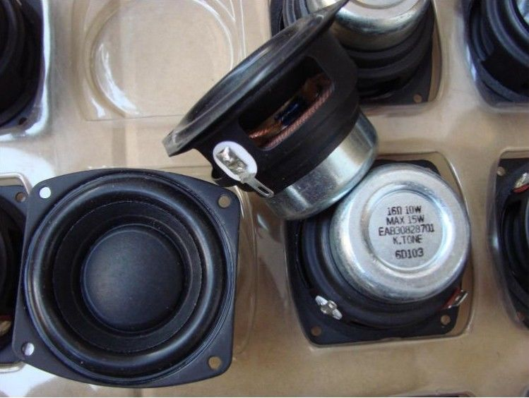 Аудио колонка 2 2,25 16 10W аудио колонка 2 8 10w
