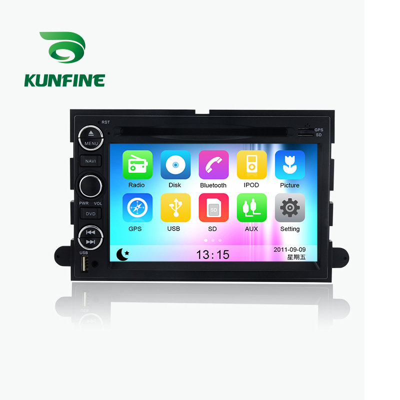 7 Inch WINCE 6.0 MTK MT3360 Car DVD GPS Navigation Player Car Stereo for Ford Expedition 2007-2010 with Radio 3G Wifi Bluetooth(China (Mainland))