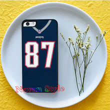 rob gronkowski jersey 5 original cell phone case cover for iphone 4 4s 5 5s se 5c 6 6 plus 6s 6s plus 7 7 plus *gG159(China (Mainland))