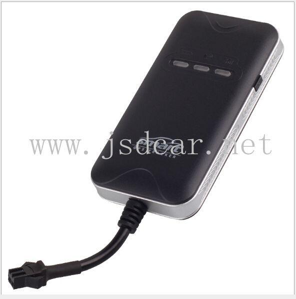GPS locator vehicle remote satellite tracking anti-theft device tracker gps navigation Black Color Free Shipping(China (Mainland))