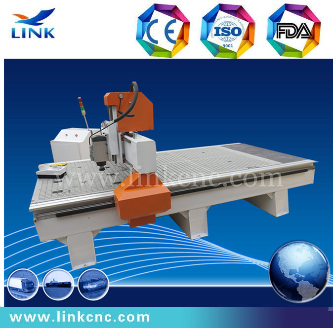 Optional Vacuum table, rotary cnc router 1325, CE standard 3 axis cnc router(China (Mainland))