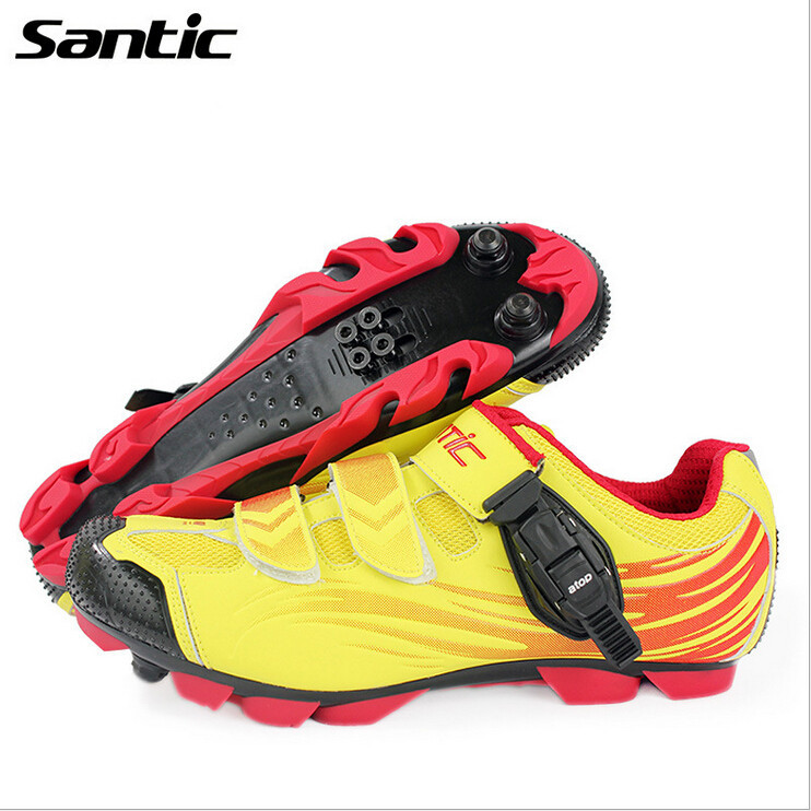 SANTIC Bicycle Shoes For Road Racing And Mountain Racing  MTB Cycling Shoes Nylon-Fibreglass TPU Professional Cycling Shoes<br><br>Aliexpress