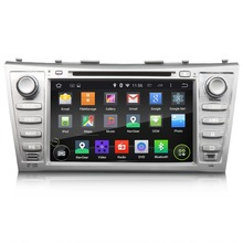 """Android 4.4.4 8"""" in Dash Car DVD Player GPS Radio Stereo FOR Toyota Camry(China (Mainland))"""