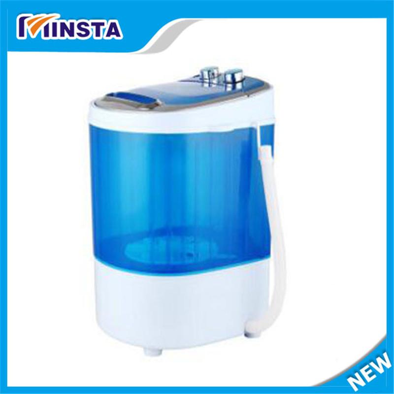 Mini washer clothes power dryer tub top loading Monocular baby small semi-automatic washing machine drying(China (Mainland))