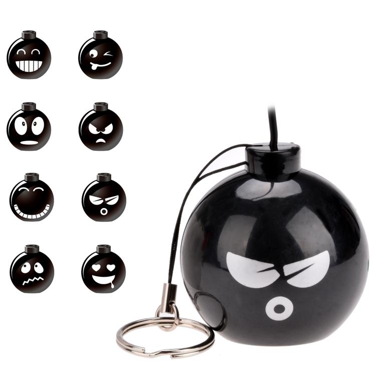 2016 NEW Arrival Cute Portable  Mini Speaker Bomb MP3 Audio Music Mobilephone 3.5mm Jack Sound Box Amplifier Computer Wholesale<br><br>Aliexpress