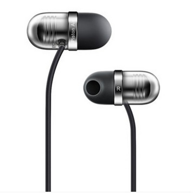 Hot Sale Style Metal Capsule Piston Air headset In-Ear Earphones With Mic For iPhone Xiaomi Hongmi note samsung phone(China (Mainland))
