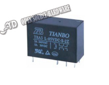 New original TRA3L-24VDC-S-2Z TRA3 L-24VDC-S-2Z 5A 8pin two open two close power relays TIANBO (10pcs/lot)