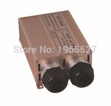 Buy DC12V 32W Fiber Engine 2*16W fiber optic light engine Remote for $72.00 in AliExpress store