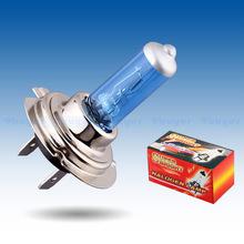 1H7 55W 12V Halogen Bulb Super Xenon White Fog Lights High Power Car Headlight Lamp Light Source parking auto 030 - Led Factory store