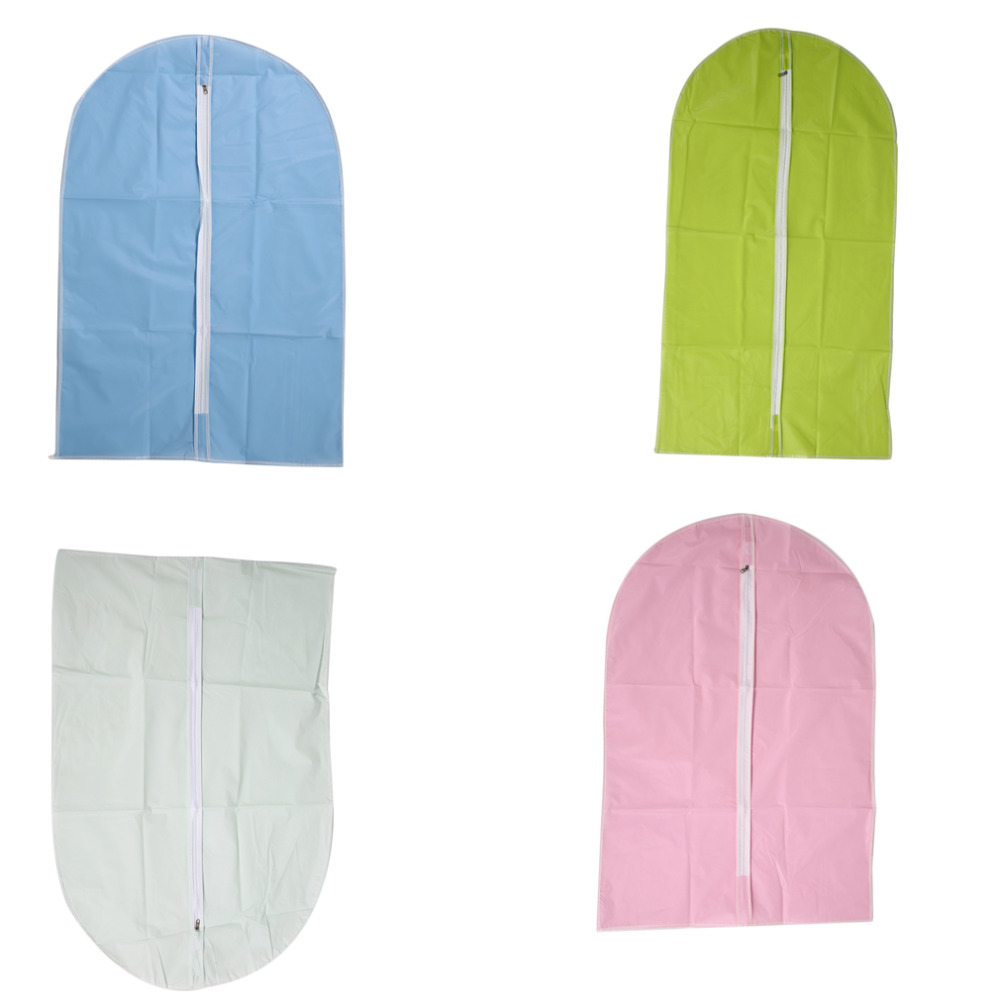 2016 NEW High Quality Dress Clothes Garment Suit Cover Bags Dustproof Storage Protector Carrier hot(China (Mainland))
