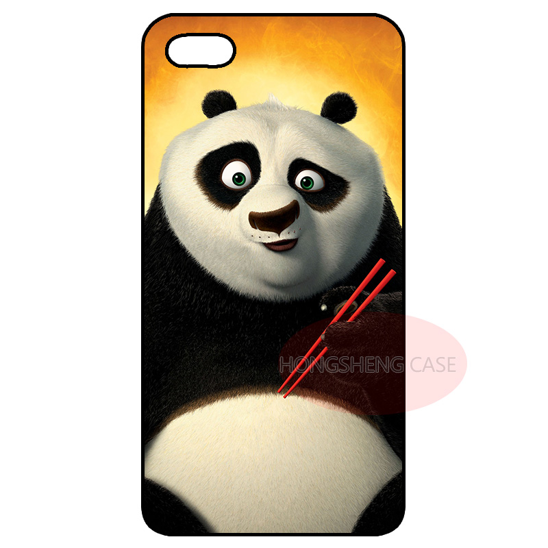 Kung Fu Panda Cover Case for LG G2 G3 G4 iPhone 4S 5 5S 5C 6 6S Plus iPod 4 5 Samsung Note 2 3 4 5 S2 S3 S4 S5 Mini S6 Edge Plus(China (Mainland))