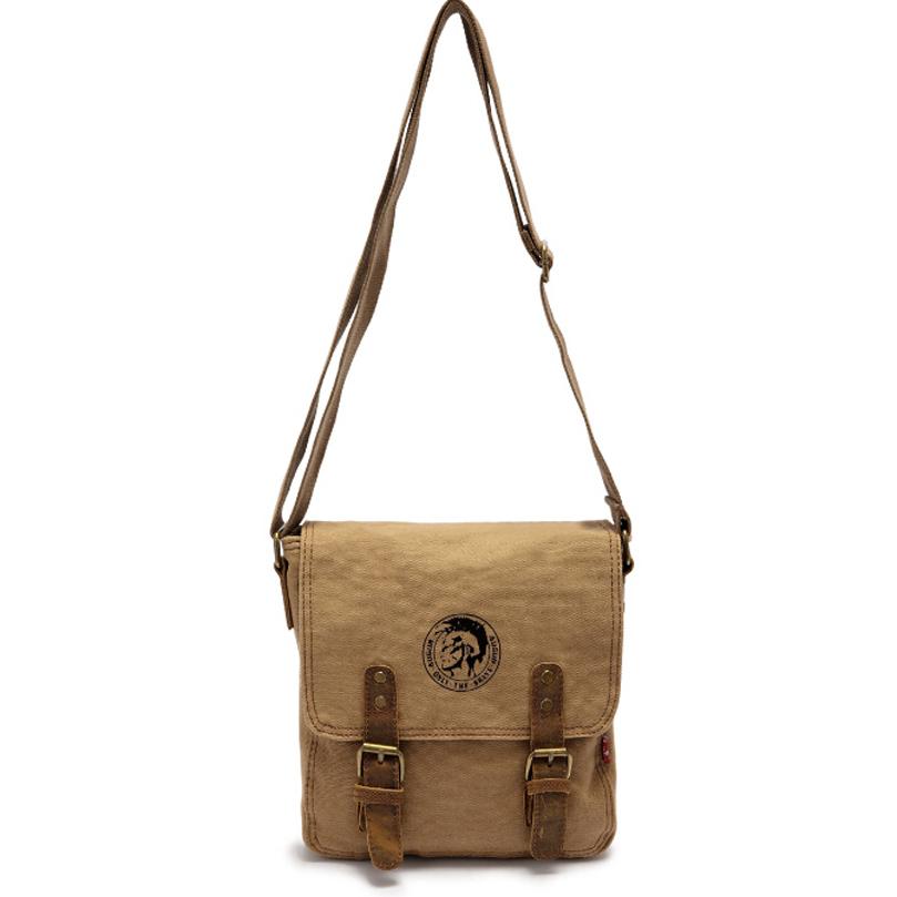 New high quality Men Canvas shoulder Bag vintage men canvas messenger bag casual men travel Bags MB50428G