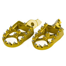 Buy Oversized MX Racing Foot Pegs Footrests Suzuki RMZ RM-Z 450 2005 2006 2007 Gold for $48.70 in AliExpress store