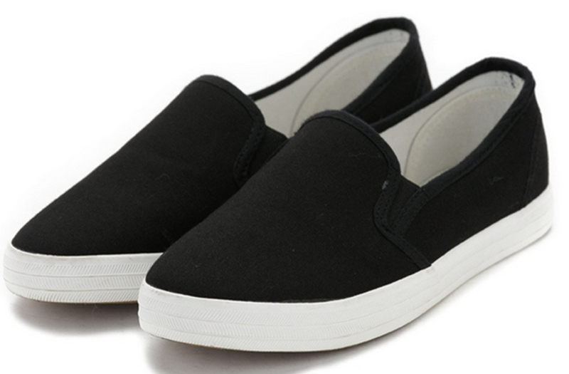 Shop for Womens Black Canvas Shoes at Stylight: 94 items 52 brands All shades of Black at USD $+ on Sale» Browse now!