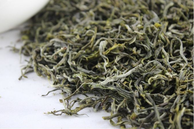 250g Green Tea Real Organic new early spring Huangshan Maofeng tea green Fragance Chinese green tea