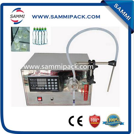 Professional Supplier High Accuracy Magnetic Pump Liquid Filling Machine (3-3000ml)(China (Mainland))