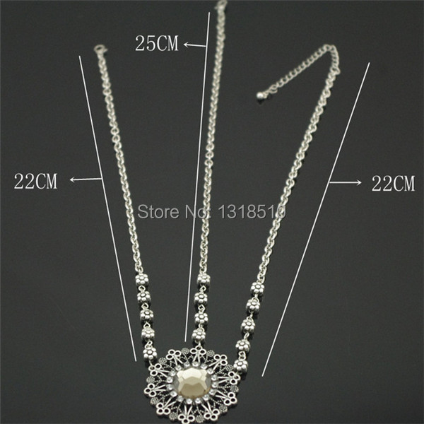 Europe & America Retro Gem Palace Hollow Rhinestone Jewel Ribbon Women Head Chain For Hair accessories(China (Mainland))
