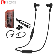 Buy Bluetooth Earphones android samsung xiaomi music stereo 2017 sweatproof noise cancelling mic iphone earphones p0.2 for $10.15 in AliExpress store